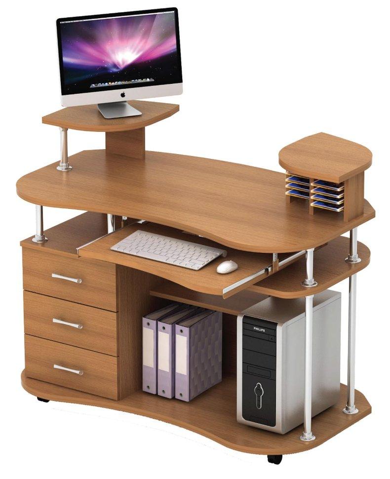 Cтол компьютерный . столы компьютерные прямые..